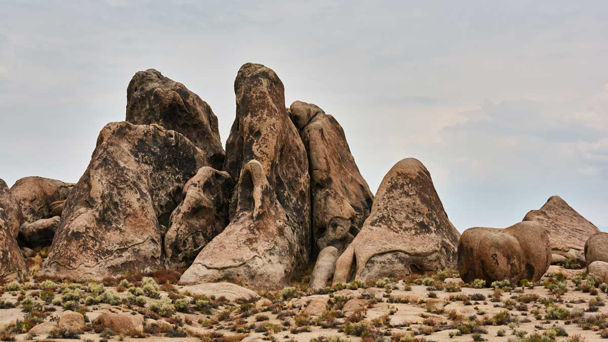 Alabama Hills Teeth